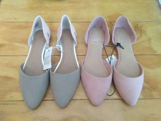 Gap flat shoes