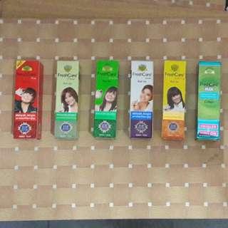 Fresh care aromatherapy