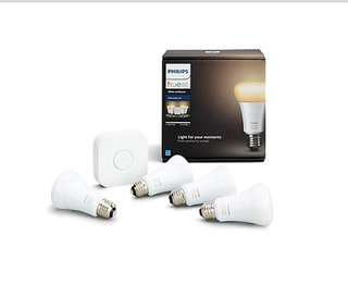 Philips hue White Ambience 4 bulb starter pack