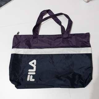 Fila waterproof bag w zipper