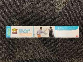 3M brand Dry erase surface