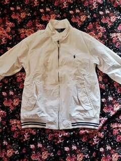 White Polo Jacket
