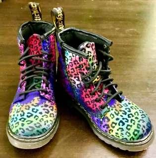 Original Dr Martens Brooklee Boots Girls