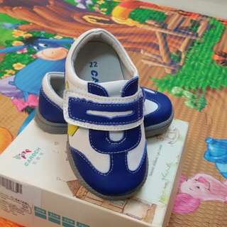 Caroch leather Baby boy Shoes Foc 2 pair Scandal