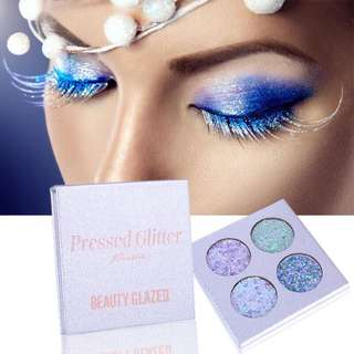 Beauty Glazed Pressed Glitter