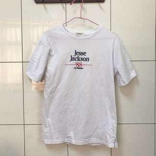 🚚 白色韓國88上衣