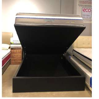 NEW Storage Bed Frame for Sales ! ( Single / Queen / King )