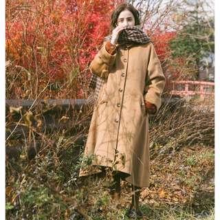 🚚 徵)Dresseum奶奶與火柴大衣m/ L