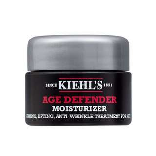 Kiehl's Age Defender Moisturizer Firming, Lifting, Anti-Wrinkle Treatment for Men 7ml