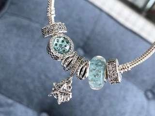 Pandora手鏈🐚 潘多拉潘朵拉首飾禮物925銀 有齊包裝