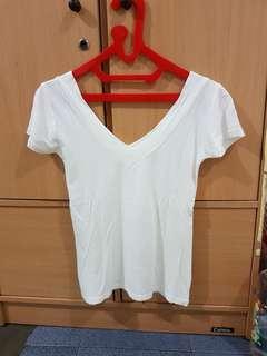 Open shoulders top