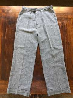 Grey Work Slacks