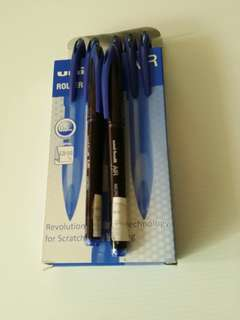 Uni-ball Air micro 0.5 roller ball pen