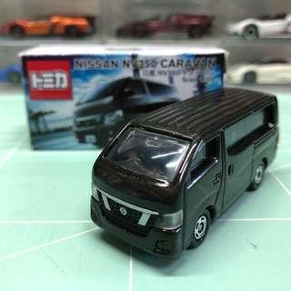 Tomica NV350 Caravan 非賣品