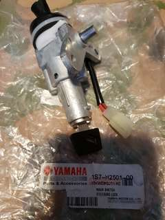 Yamaha spark Lc135 / x1r main switch steering lock