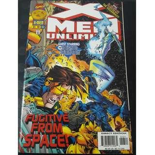 X-Men Unlimited #13