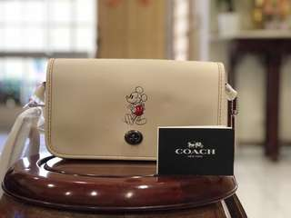 Coach - Mickey limited edition