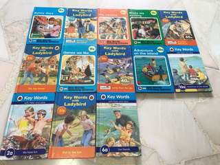 English children story books