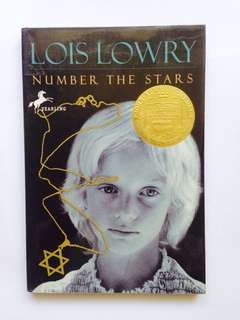 Number the Stars Luis Lowry