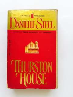 Thurston house danielle steel