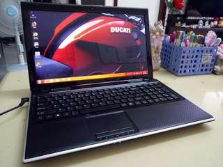 Msi 15.6inch/win7/4Gb/500Gb hdd/English keyboard