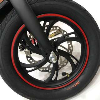 Very cheap for E-bike tube and tyre