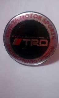 Toyota TRd logo