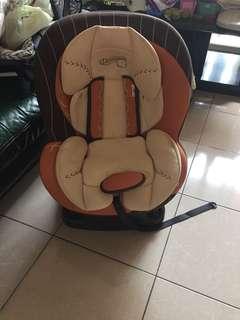 奇哥棒球版安全座椅