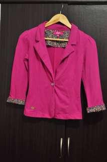 Candie's Blazer ( Hot Pink)