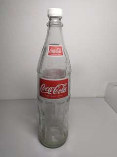 Large Coca-Cola Thailand bottle