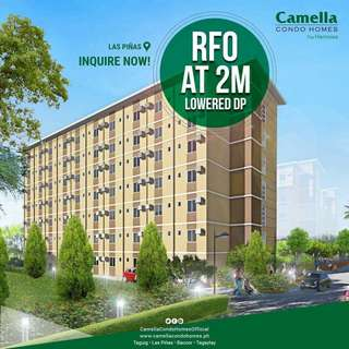 The Hermosa Camella Condo Homes