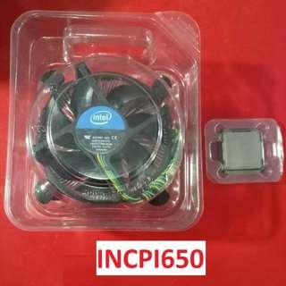 CORE I5 650