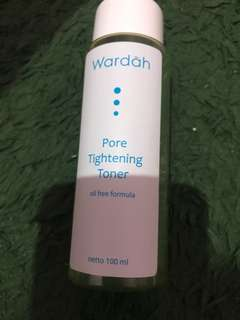 Wardah Pore Tightening Toner