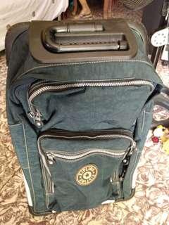 Used Kipling Dacri Medium Luggage Bag