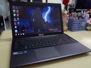 Asus 15.6inch/win7/4Gb/500Gb hdd/Gaming/English language laptop