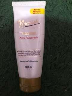 Nourish Beauty Care Acne Facial Foam