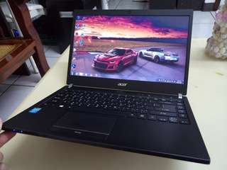 Acer Slim 14.5inch/i5/win7 /4Gb/500Gb hdd/English language laptop