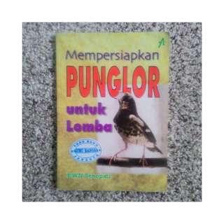 Buku Mempersiapkan Punglor untuk Lomba