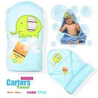 Carter's Hooded Baby Towel - CT52