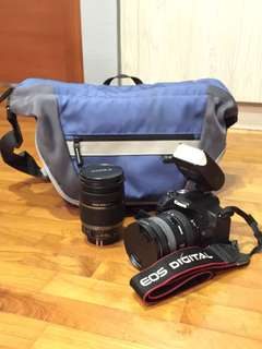 Canon 500D set (ALMOST NEW)