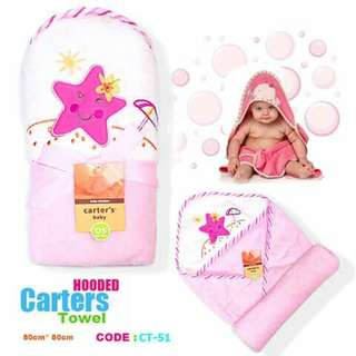 Carter's Hooded Baby Towel - CT51