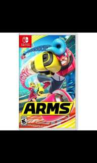 🚚 Arms Nintendo Switch