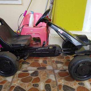 go cart bat mobil