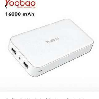 💋 Authentic Yoobao Powerbank