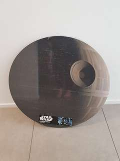 Star wars canvas - death star
