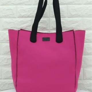 Fashion Style Shopping Tote PINK