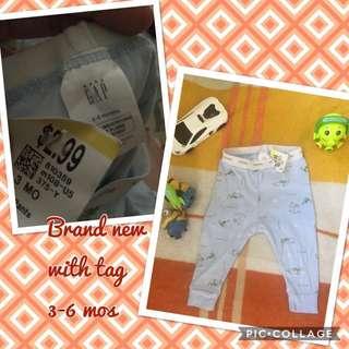 Baby Gap Pajama 3-6 mos.