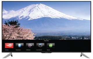 "Sharp 50"" 4K UHD Smart LED TV - LC-50UA6500X"