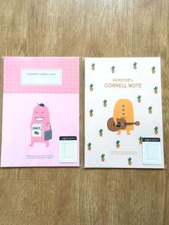 BN Monster's Cornell Notebook