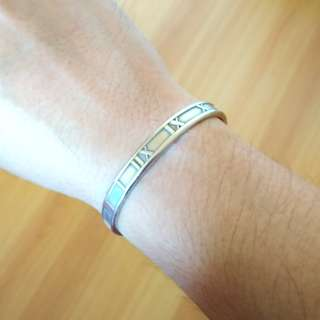 Authentic Tiffany & Co. Altas Cuff